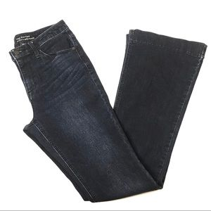 Mossimo High Rise Flare Dark Wash Jeans
